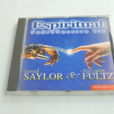 CDs de Música: DAVID SAYLOR & MIRYAM FULTZ-ESPIRITUAL PADRE NUESTRO III CD. Lote 177455797