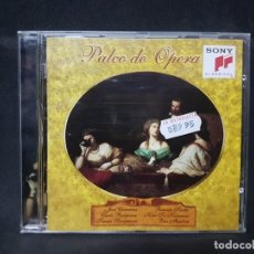 CDs de Música: OPERA CLÁSICA PALCO DE OPERA CARRERAS SCOTTO BERGONZI KIRI TE KANAWA BERGANZA MARTON 1 CD. Lote 198677308