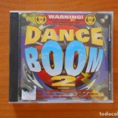 CDs de Música: CD DANCE BOOM 2 - CLOCK, THE SHAMEN, THE NEW POWER GENERATION, THE ORIGINAL, STRIKE... (5X). Lote 177472794