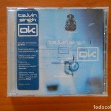 CDs de Música: CD TALVIN SINGH - OK (5X). Lote 177473494
