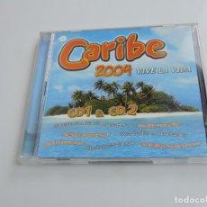 CDs de Música: CARIBE 2004 VIVE LA VIDA 2XCD . Lote 177479462
