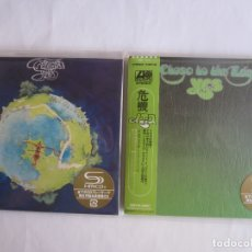 CDs de Música: YES - LOTE 2 (FRAGILE + CLOSE TO THE EDGE) 2009 JAPAN MINI LP SHM CD. Lote 177487822