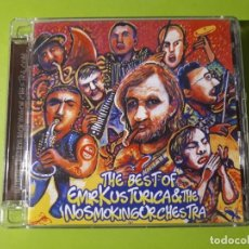 CDs de Música: EMIR KUSTURICA & THE NO SMOKING ORCHESTRA - THE BEST OF - 2009 - COMPRA MÍNIMA 3 EUROS. Lote 177509025