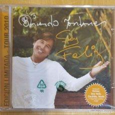 CDs de Música: RICARDO MONTANER (SOY FELIZ - EDICION LIMITADA TOUR 2010) CD 2010 * PRECINTADO. Lote 177515278