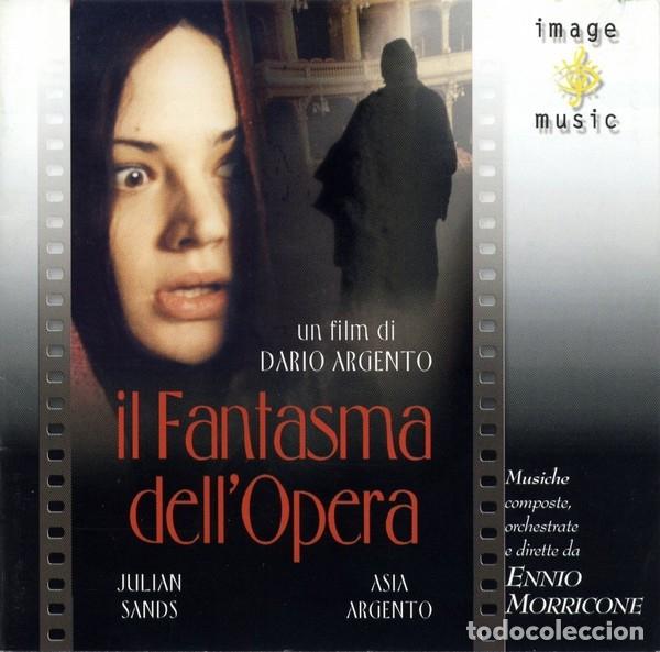 IL FANTASMA DELL´OPERA / ENNIO MORRICONE CD BSO - IMAGE (Música - CD's Bandas Sonoras)