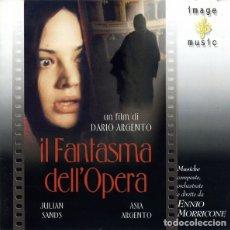 CDs de Música: IL FANTASMA DELL´OPERA / ENNIO MORRICONE CD BSO - IMAGE. Lote 177518967