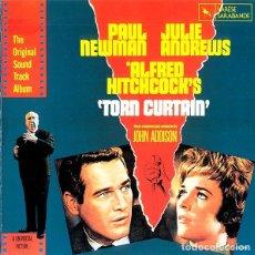 CDs de Música: TORN CURTAIN / JOHN ADDISON CD BSO - VARESE. Lote 177520405