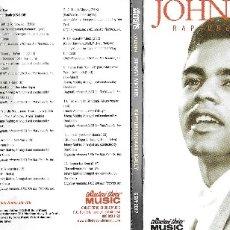 CDs de Música: JOHNNY MATHIS - RAPTURE / ROMANTICALLY. Lote 177521334