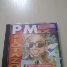 CDs de Música: PELOTAZO MIX. RECOPILATORIO.. Lote 177531022