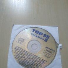 CDs de Música: TOP 95 VOL 2. SIN CAJA NO FOLLETOS. Lote 177531047