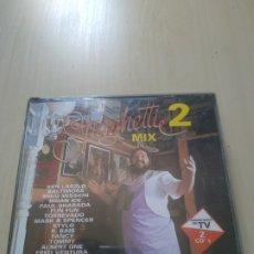 CDs de Música: SPAGHETTI MIX 2. DOBLE CD RECOPILATORIO. Lote 177531108