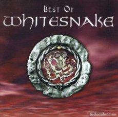 CDs de Música: WHITESNIKE - TE BEST OF. CD. EMI. Lote 177537443
