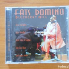 CDs de Música: CD FATS DOMINO - BLUEBERRY HILL (DB). Lote 177565519
