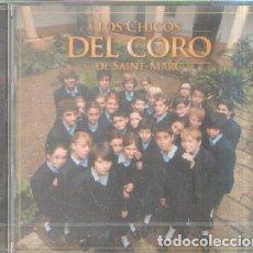 CDs de Música: LOS CHICOS DEL CORO. CORO DE SAINT-MARC. CD-VARIOS-1713. Lote 177572700