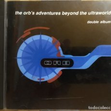 CDs de Música: CD DOBLE,THE ORB - THE ORB´S ADVENTURES BEYOND THE ULTRAWORLD,1996, MUY BUEN ESTADO(VG+_VG+). Lote 177573725