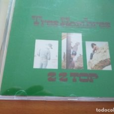 CDs de Música: ZZ TOP TRES HOMBRES CD BONUS TRACKS. Lote 177578940