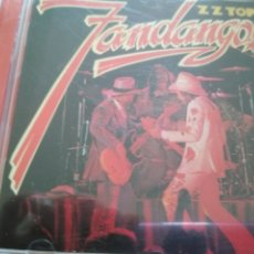 CDs de Música: ZZ TOP FANDANGO CD BONUS TRACKS. Lote 177578957