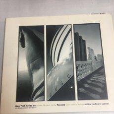 CDs de Música: N.Y. LOUNGE - BLACK FLAME 88062 - CD DIGIPACK CON LIBRETO. Lote 177590152