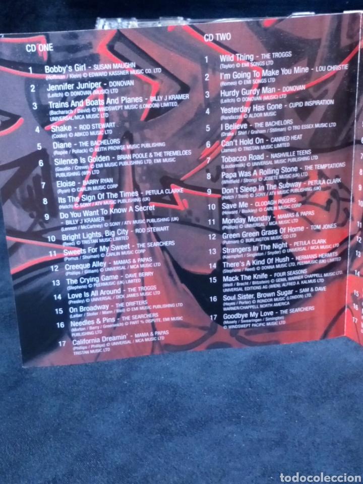 CDs de Música: Sixties classics 4 CDs - Foto 3 - 177590489