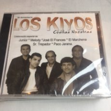CDs de Música: CD LOS KIYOS - COSITAS NUESTRAS - PRECINTADO. Lote 177596568