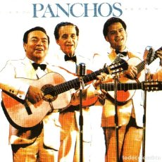CDs de Música: LOS PANCHOS - HOY - CD ALBUM - 10 TRACKS - CBS / SONY MUSIC 1991. Lote 177608103
