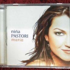 CDs de Música: NIÑA PASTORI (MARIA) CD 2002. Lote 177608420