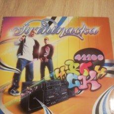 CDs de Música: JUANINACKA / CD / 41100 ROCK / RAP / MARCAS SUPERFICIALES EN CD, REPRODUCCIÓN PERFECTA. Lote 177615995