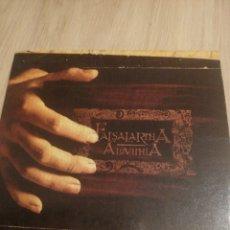 CDs de Música: FALSALARMA / CD DIGIPACK / ALQUIMIA / MARCAS EN CD, SE REPRODUCE PERFECTO. Lote 177616183