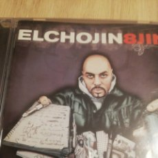CDs de Música: EL CHOJIN / CD / 8JIN / RAP / MUCHAS MARCAS EN CD, SE REPRODUCE PERFECTO. Lote 177616259