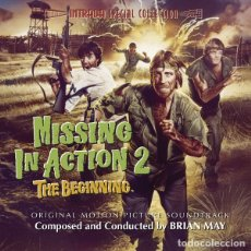 CDs de Música: MISSING IN ACTION 2: THE BEGINNING / JAY CHATTAWAY CD BSO - INTRADA. Lote 177616622