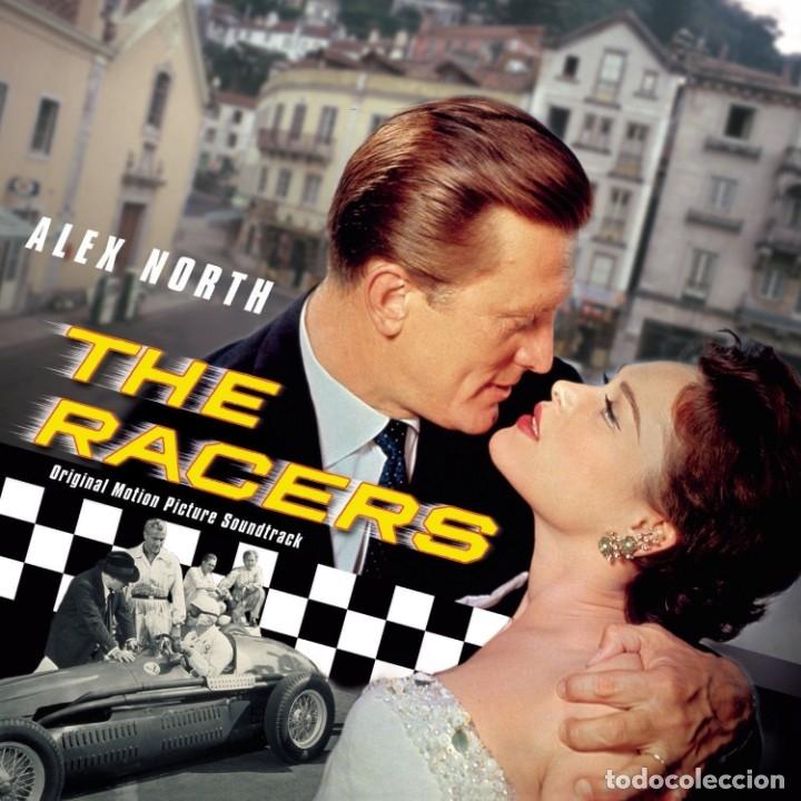 THE RACERS / ALEX NORTH CD BSO (Música - CD's Bandas Sonoras)