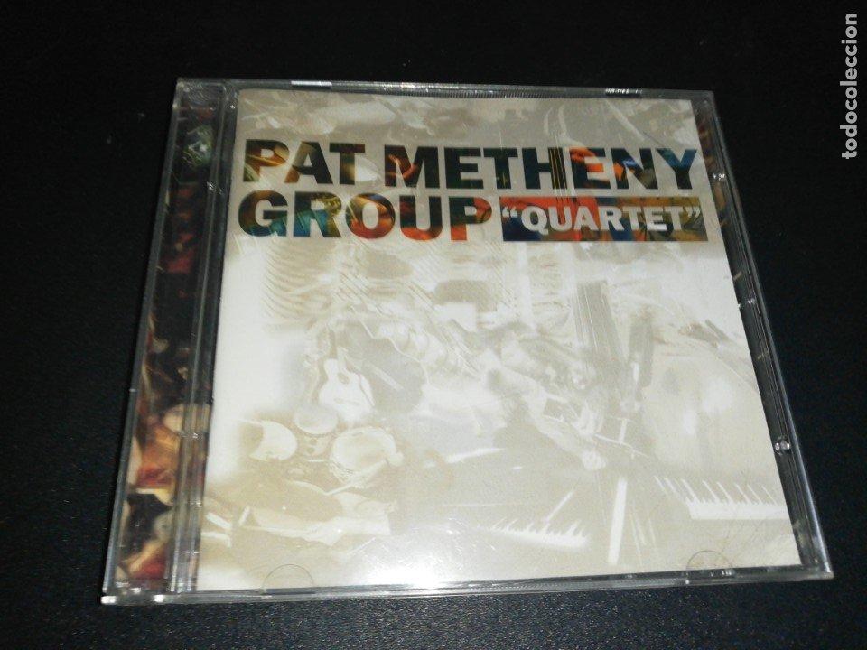 PAT METHENY GROUP, QUARTET (Música - CD's Jazz, Blues, Soul y Gospel)