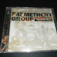CDs de Música: PAT METHENY GROUP, QUARTET . Lote 177617612