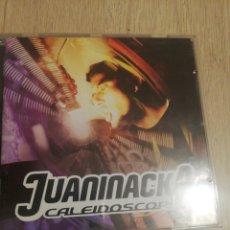 CDs de Música: JUANINACKA / CD / CALEIDOSCOPIO / RAP / MARCAS EN EL CD, SE REPRODUCE PERFECTO. Lote 177618613