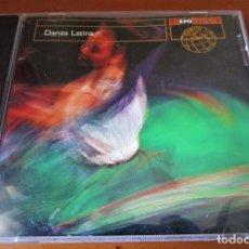 CDs de Música: DANZA LATINA - MANAURE, SELVA, ELISA REGO, LALO RODRIGUEZ, LOS AMAYA, NAVAJITA PLATEÁ, ARREBATO. CD. Lote 177623313