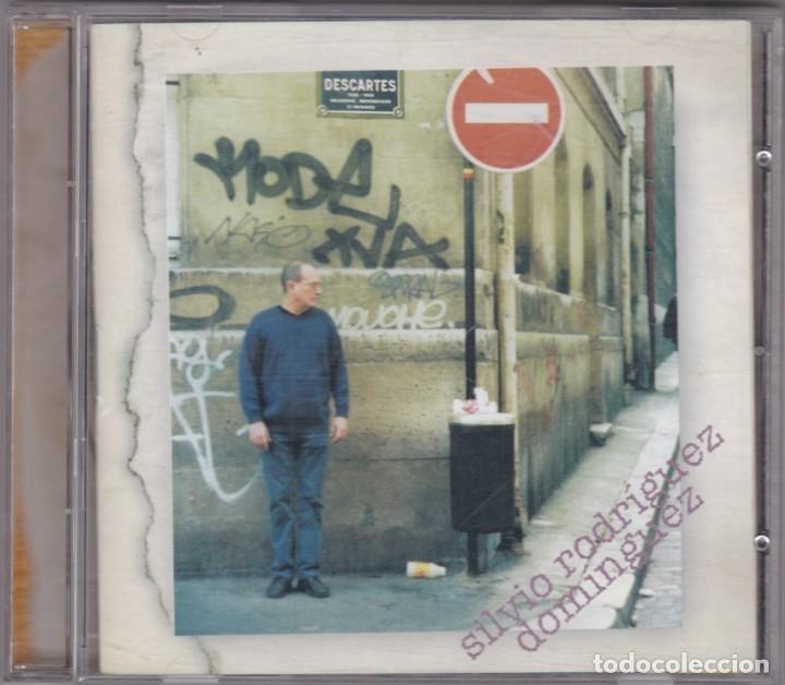 SILVIO RODRÍGUEZ DOMINGUEZ - DESCARTES - CD (Música - CD's Latina)