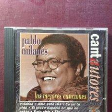 CDs de Música: PABLO MILANÉS: LAS MEJORES CANCIONES.. Lote 177651012