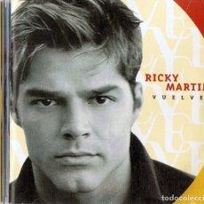 CDs de Música: RICKY MARTIN ¨VUELVE¨ (CD). Lote 177656712