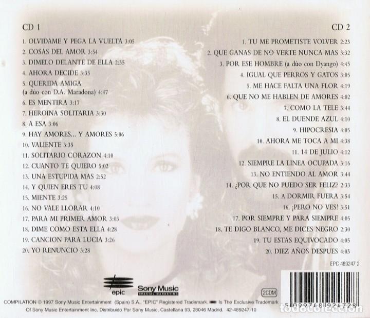 CDs de Música: PIMPINELA DE CORAZÓN ( 2 CD) - Foto 2 - 177656830