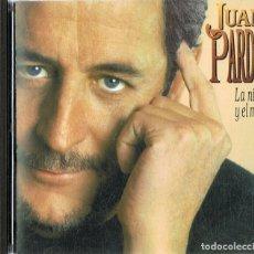 CDs de Música: JUAN PARDO ¨LA NIÑA Y EL MAR¨ (CD). Lote 177656910