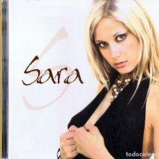 CDs de Música: SARA. Lote 184418552