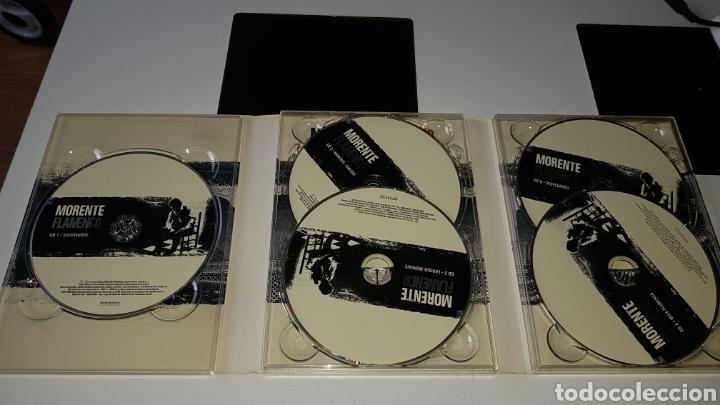 CDs de Música: Morente flamenco recopilatorio 5 cds - Foto 3 - 177666664