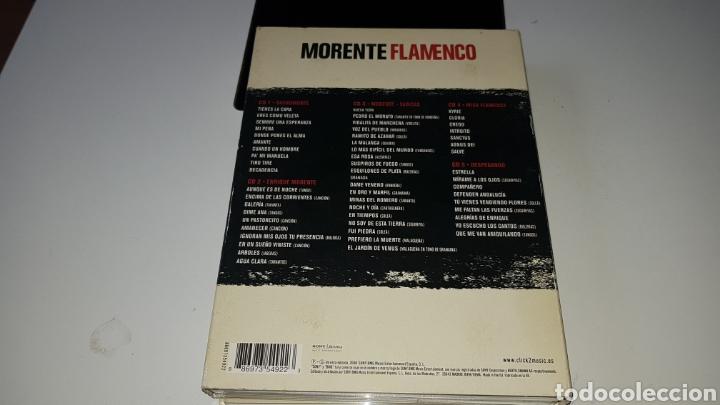 CDs de Música: Morente flamenco recopilatorio 5 cds - Foto 4 - 177666664