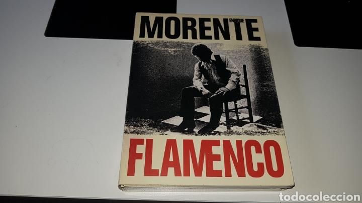 MORENTE FLAMENCO RECOPILATORIO 5 CDS (Música - CD's Flamenco, Canción española y Cuplé)