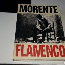 CDs de Música: MORENTE FLAMENCO RECOPILATORIO 5 CDS. Lote 177666664