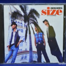 CDs de Música: BEE GEES - SIZE- CD. Lote 177669400