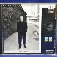 CDs de Música: BLACK - WONDERFUL LIFE - CD . Lote 177670412