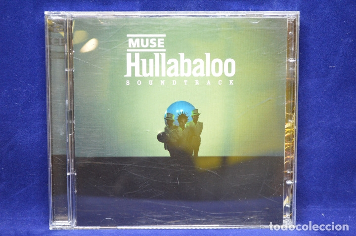 MUSE - HULLABALOO - SOUNDTRACK - 2 CD (Música - CD's Pop)