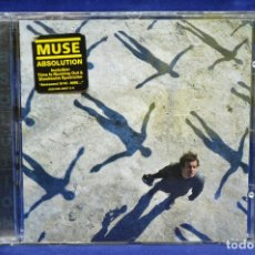 CDs de Música: MUSE - ABSOLUTION - CD. Lote 177671647