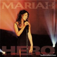 CDs de Música: MARIAH CAREY - HERO - CD. Lote 177675680
